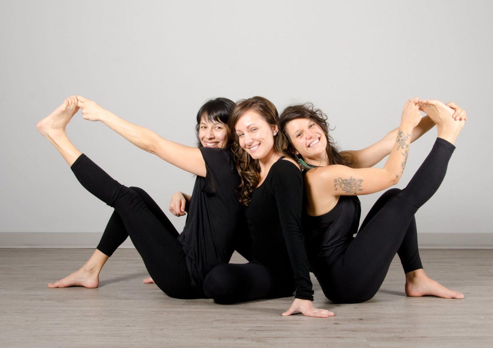 Yoga à Saint-Félicien, une progression zen