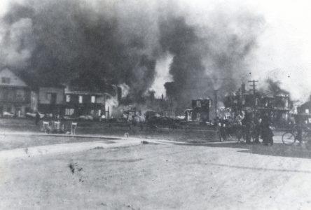 Hébertville-Station: renaître de ses cendres… trois fois plutôt qu'une!