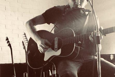 Un nouvel album pour Fred Fortin en 2019