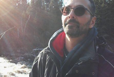 Luc Lavoie de Saint-François-de-Sales sélectionné pour le Prix de poésie Radio-Canada 2018
