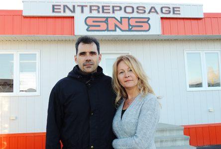 Entreposage SNS de Saint-Félicien : sortir des sentiers battus