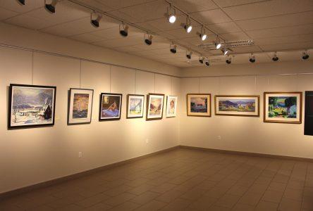 Une exposition unique à Roberval