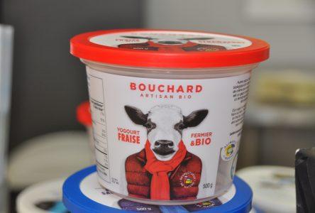 Yaourt fabriqué à Saint-Félicien, se démarquer dans un marché très concurrentiel