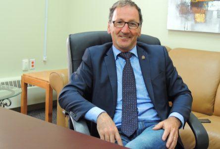 2019 aura une saveur électorale pour Richard Hébert