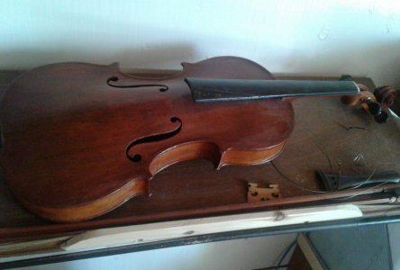 Le  violon rouge  du Lac-Saint-Jean (partie 2)