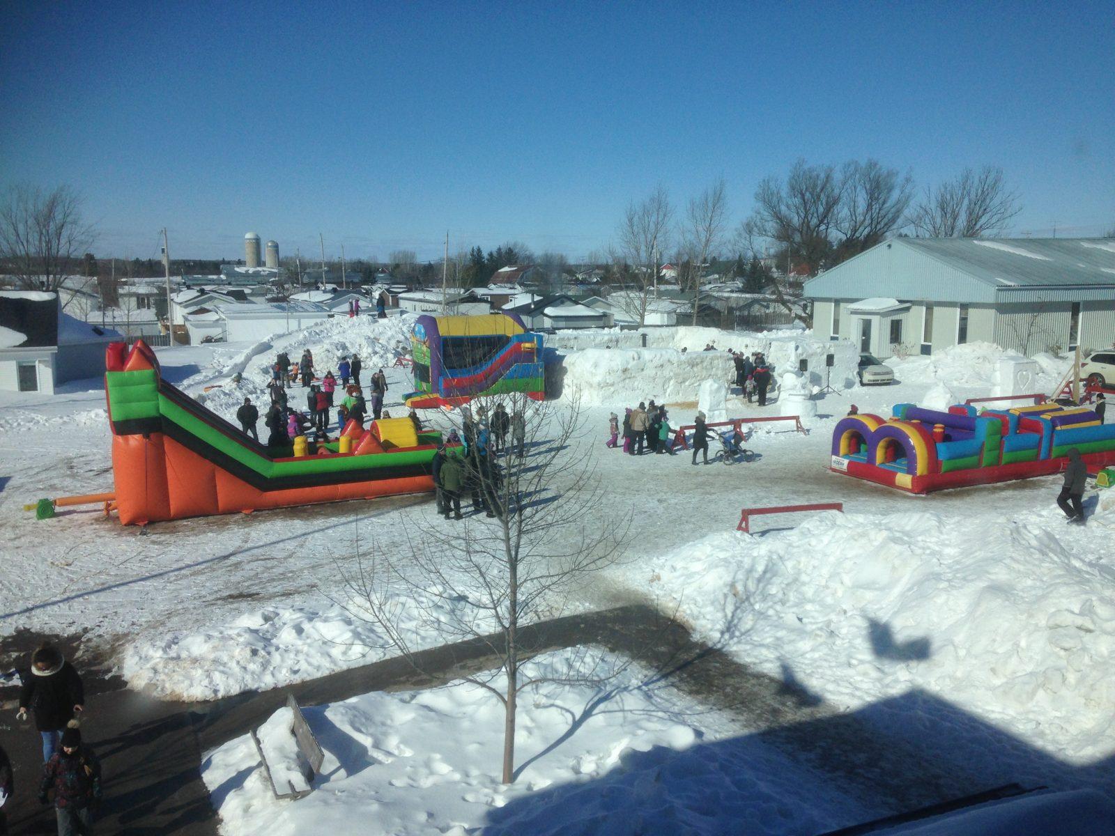 Plusieurs activités pour le 50e de Saint-Prime en hiver