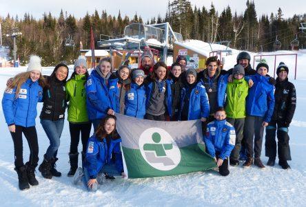 Vincent Méroz et Maélie Pelletier se qualifient pour les Jeux du Québec en ski alpin