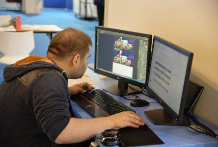 Un camp d'été pour attirer des développeurs de jeux vidéo