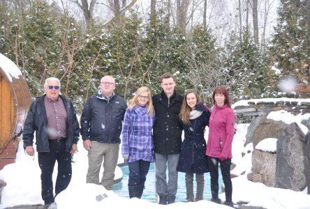 Nouvelle vie pour Chalets et Spa Lac Saint-Jean