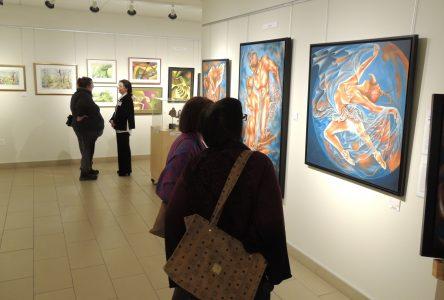 9e édition de l'Internation'ART à Roberval