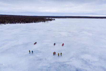 Conférence sur l'expédition extrême dans le Grand Nord québécois