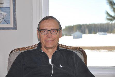 Richard Garneau candidat comme conseiller à Saint-Prime