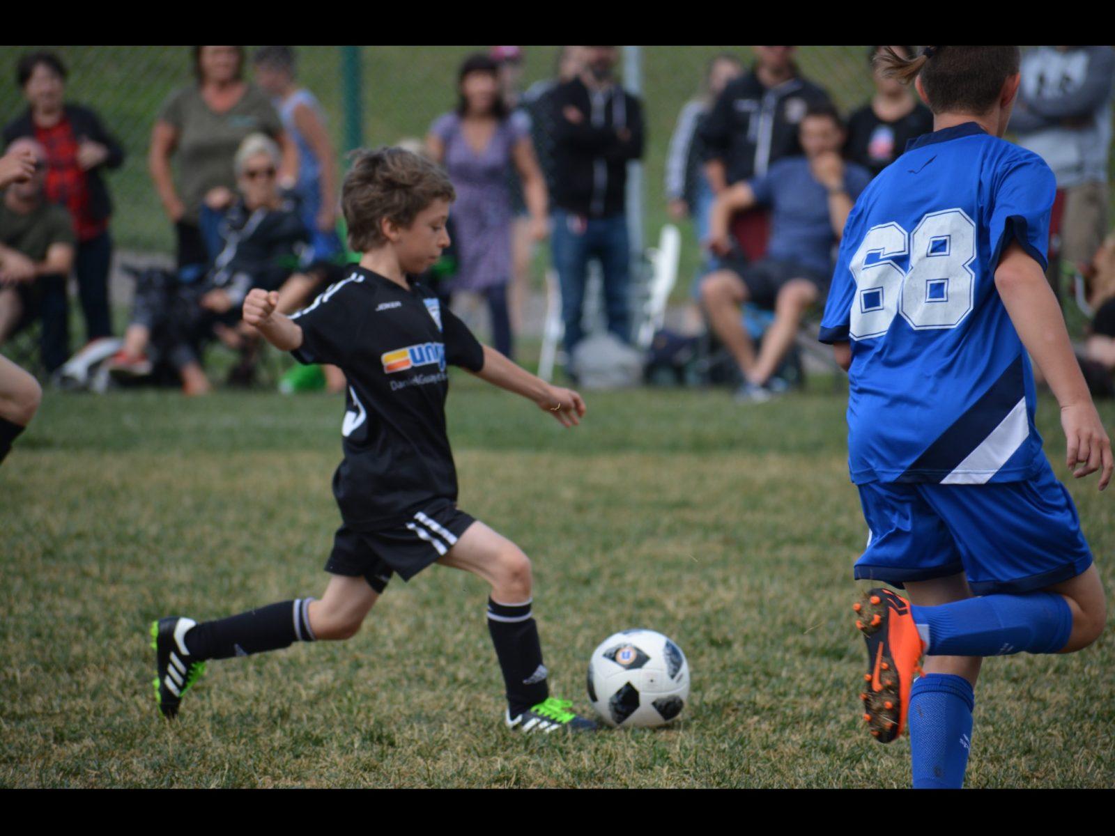 Le soccer en bonne santé à Roberval
