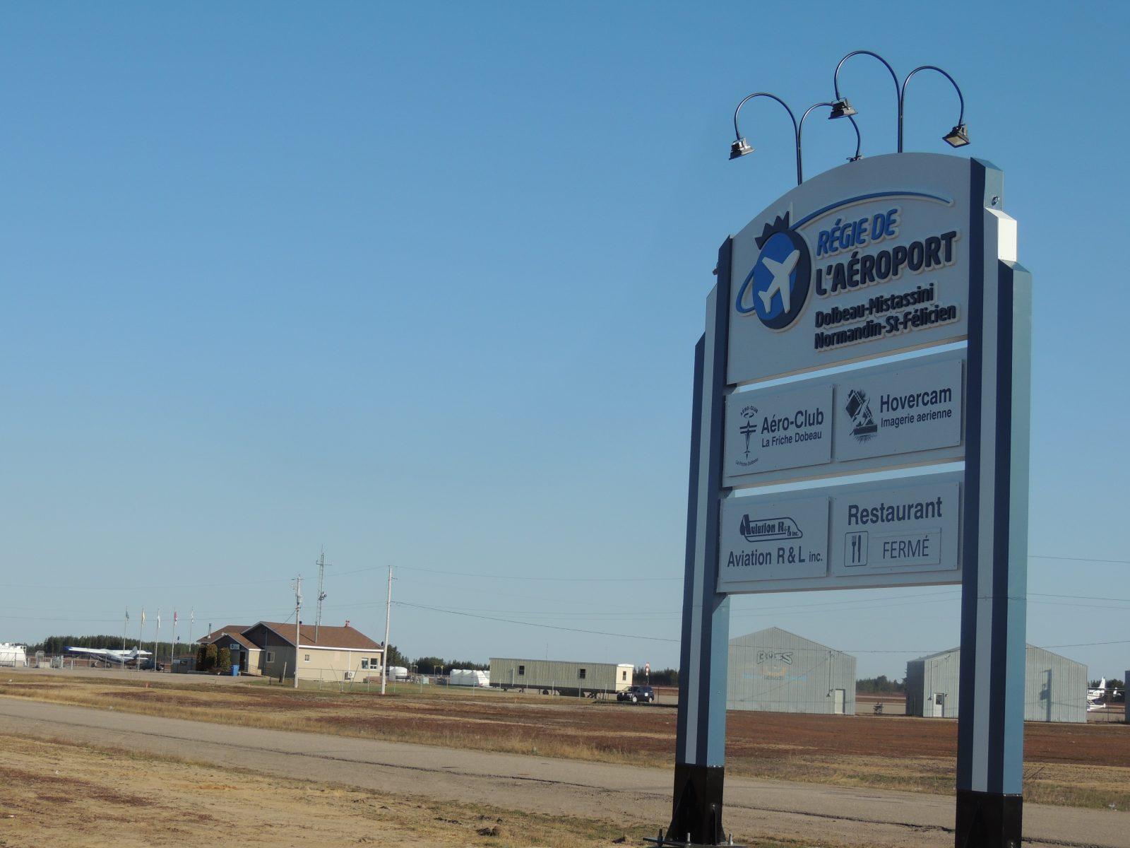 Surplus en 2019 pour l'aéroport Dolbeau-Mistassini-Normandin-Saint-Félicien