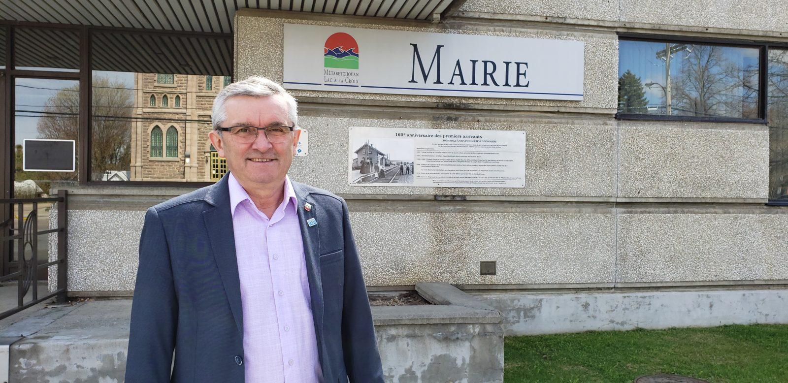 Avenir de Destination Lac-Saint-Jean le nouveau président y croit