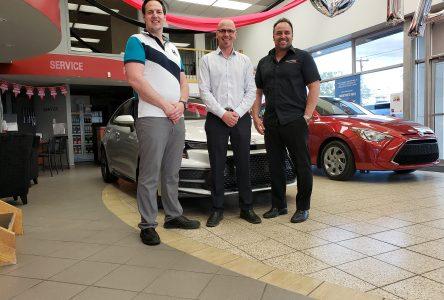 Projet mijoté de longue date à Saint-Félicien : Investissement de 6,5 M$ pour un nouveau garage Toyota