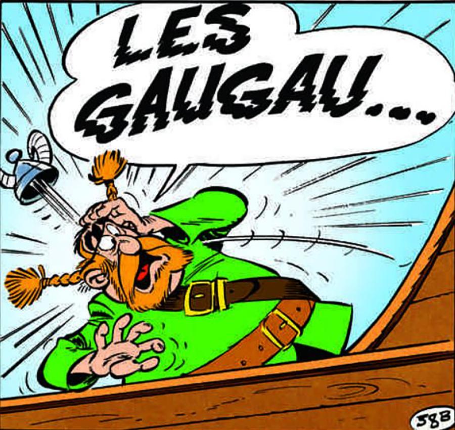 Le pirate des Caraïbes… du Lac-Saint-Jean!