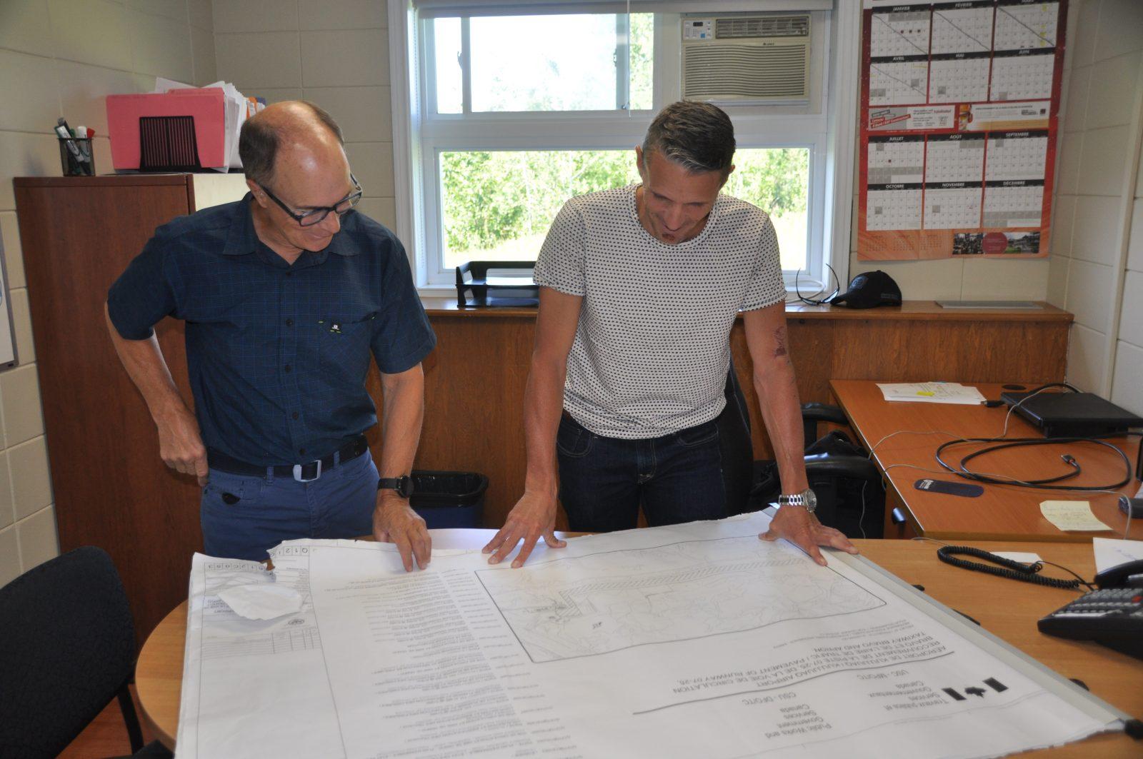 Contrat de 20 M$ pour Pavex à Kuujjaq : un logistique impressionnante