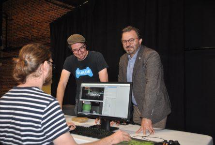Camp d'été pour créateur de jeux vidéo un succès inespéré