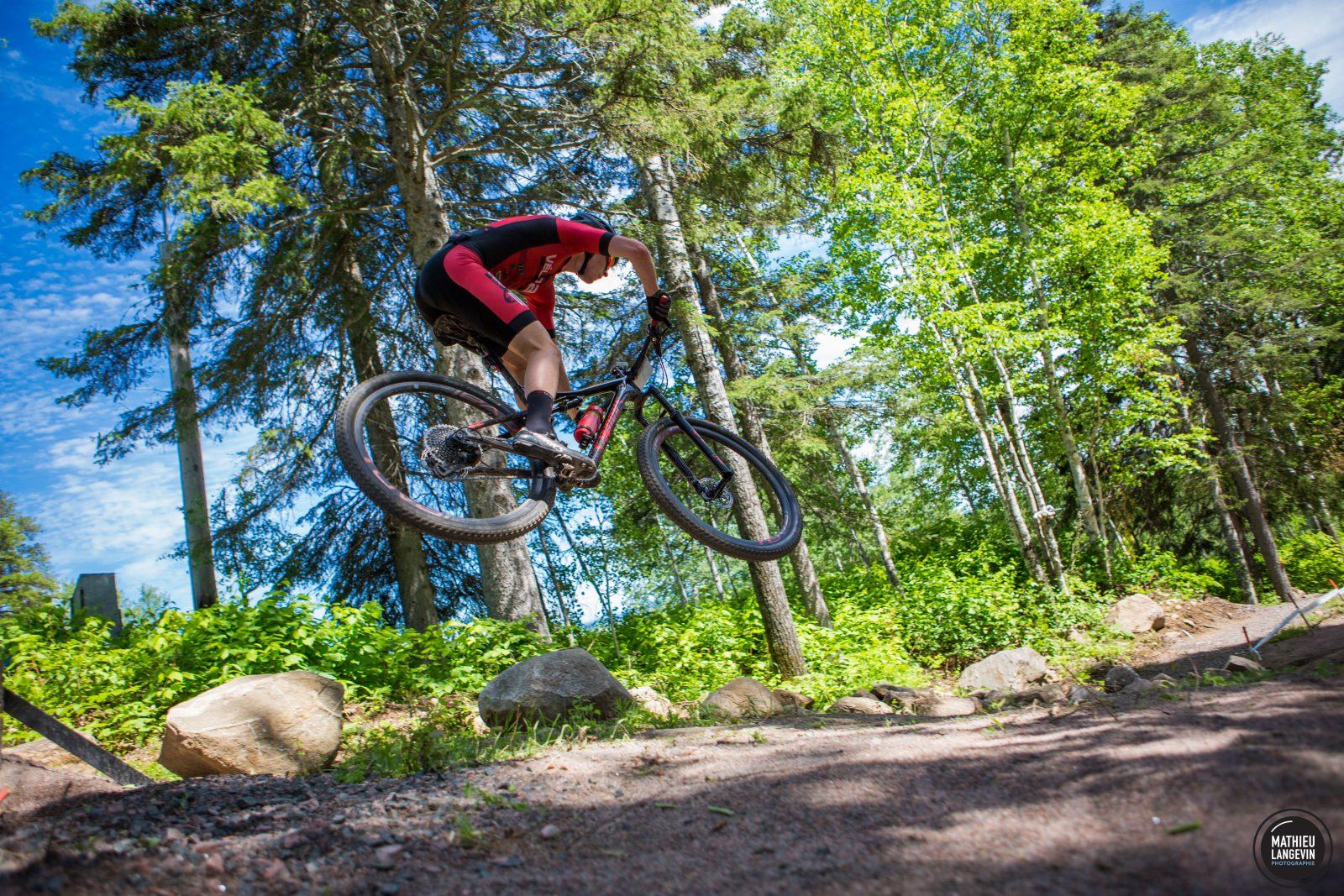 Les jeunes coureurs de Saint-Félicien s'illlustrent à la Coupe Québec
