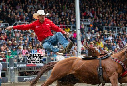Pas toujours facile la vie cowboy!
