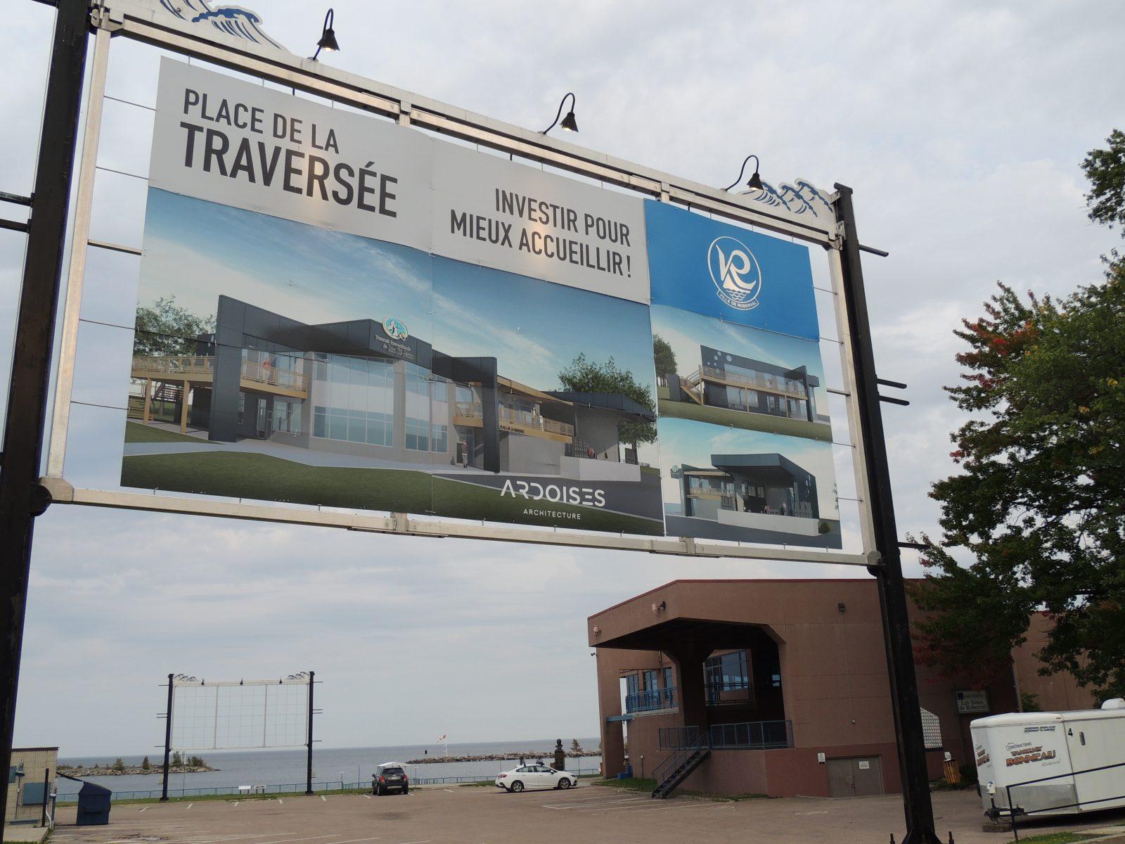 Tanguay et Bonneau décroche le contrat à Place de la Traversée