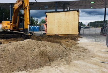 Station halte services de Lac-Bouchette: Nutrinor Énergies investit 1,5 M$ à Lac-Bouchette