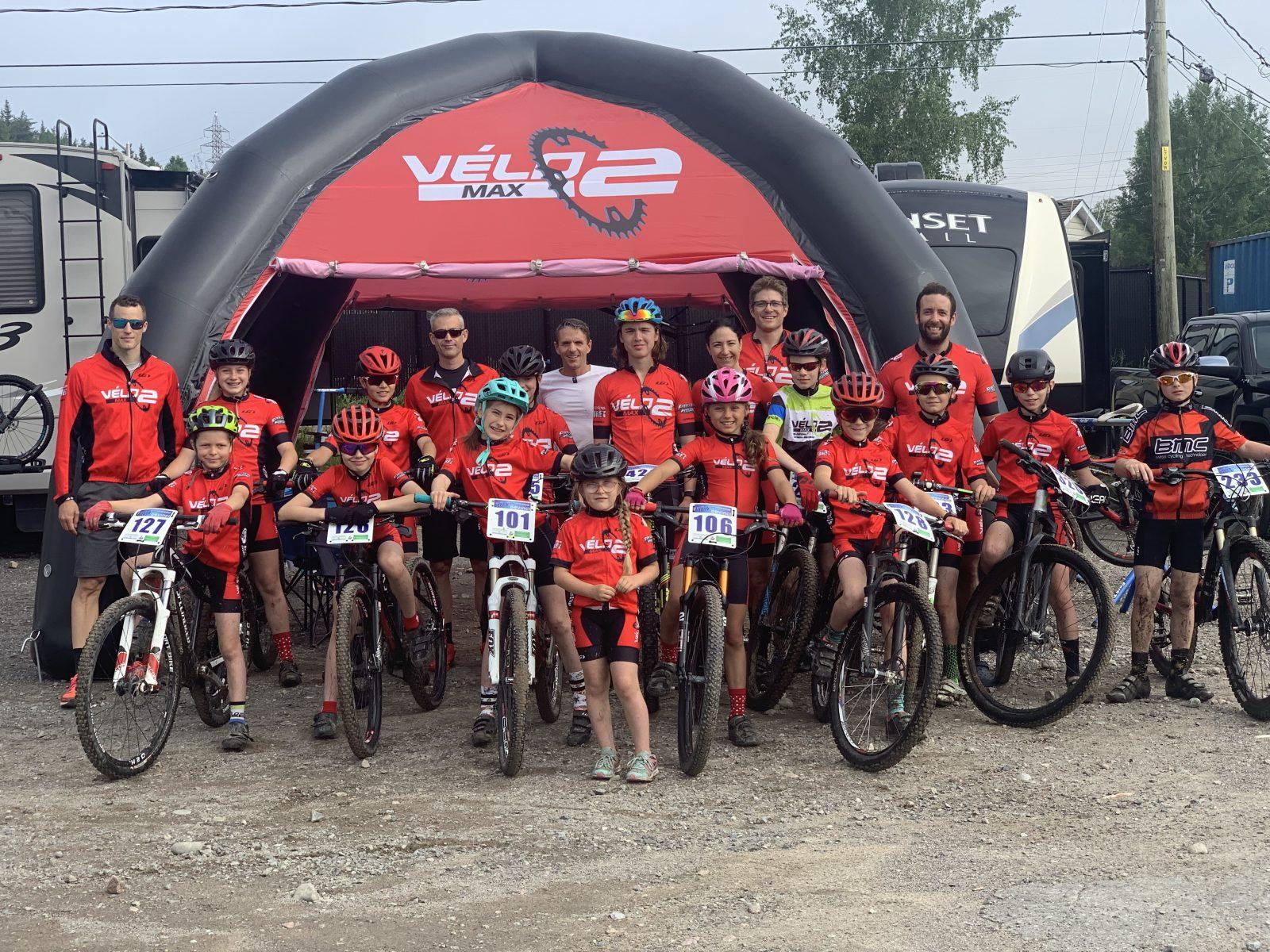 Vélo2max se démarque sur la scène provinciale
