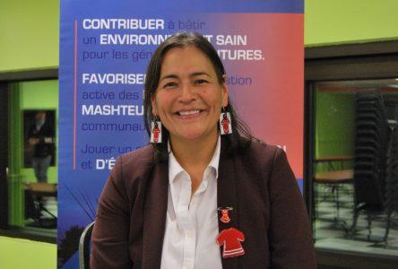 Michèle Audette lance un message d'espoir à toute la population