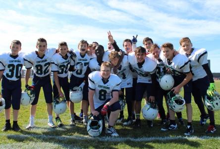 Football à la Polyvalente des Quatre-Vents: Le recrutement demeure toujours un défi