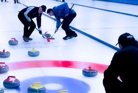 Curling à Roberval: Un sport qui a toujours son noyau d'adeptes