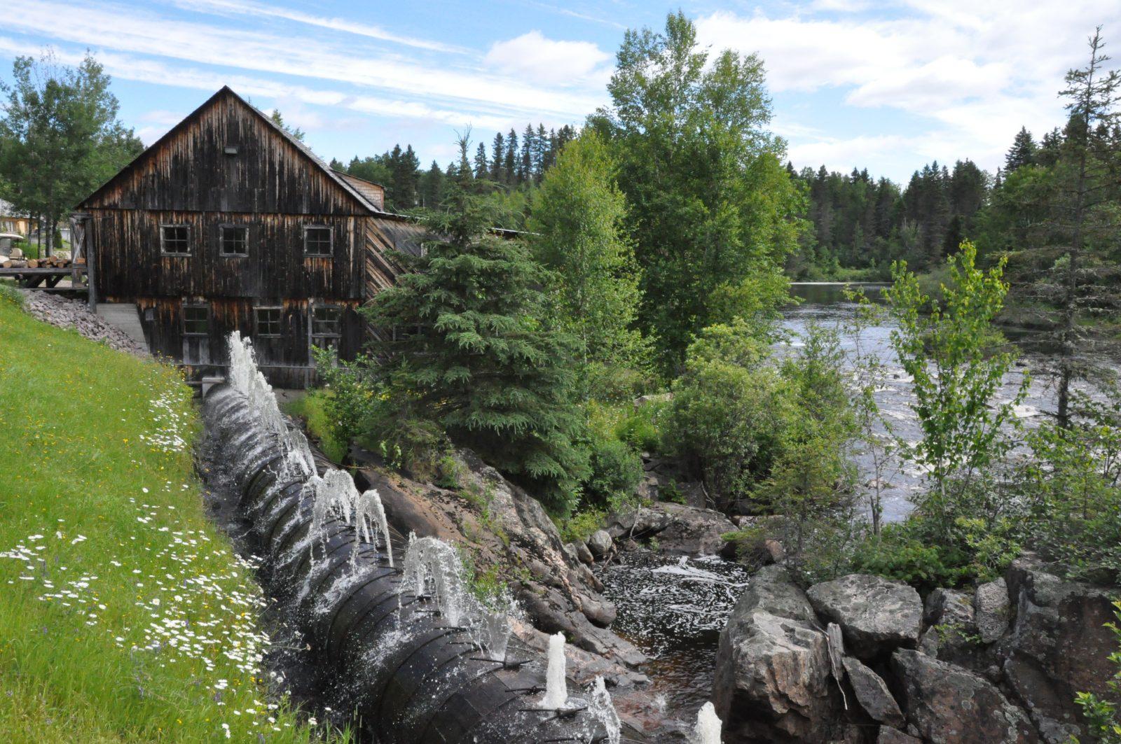 Terrain de camping de 3 M$ au Moulin des pionniers
