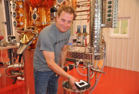 Un retard de 8 mois pour la Distillerie Beemer