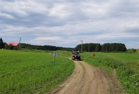 Projet d'autoroute du quad: Attirer les amateurs chez nous