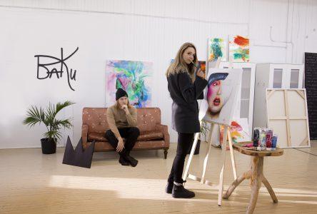 Exposition internationale de peinture à Shanghai: Une Robervaloise représente le Canada en Chine