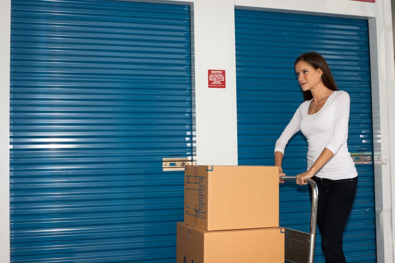 Conseils pour l'entreposage de vos biens fragiles