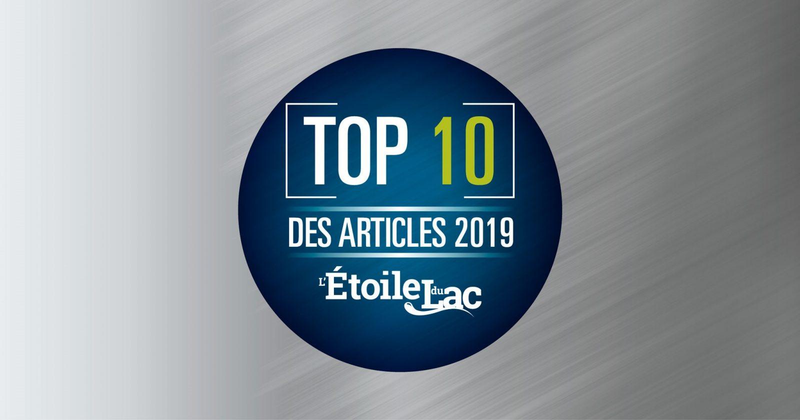 Top 10 des articles les plus lus de 2019 sur le Web