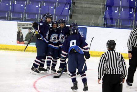 Mission accomplie pour le Défi hockey scolaire