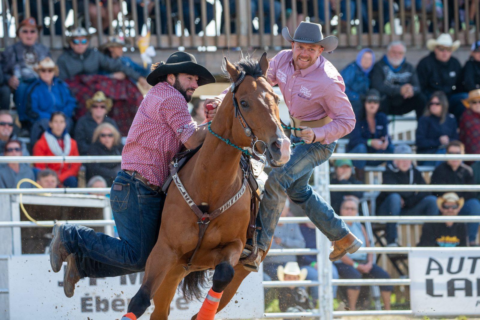 Festival du Cowboy de Chambord une croissance intelligente