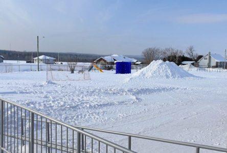 Un parc-école de 75 000$ pour l'école Jolivent de Chambord