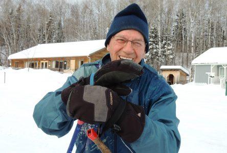 Marc-Henri Poirier est monsieur ski de fond