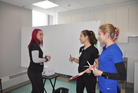 La clinique de dépistage ouverte à Roberval