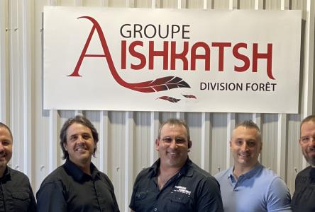 Groupe Aishkatsh se lance dans le domaine forestier
