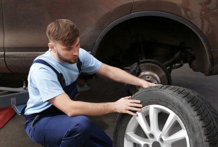 Comment prévenir l'aplatissement de vos pneus?