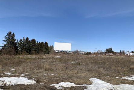 Vers une réouverture du ciné-parc