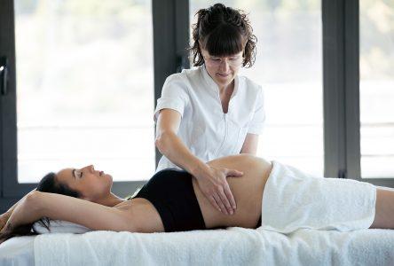 Ostéopathie et grossesse