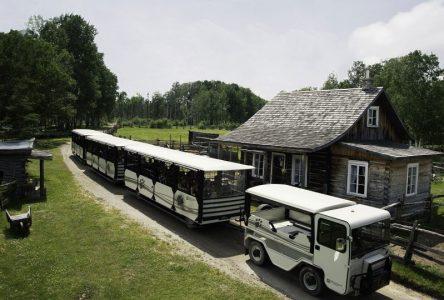 Ouverture du Zoo de Saint-Félicien le 13 juin