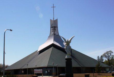 Pas de messes dans les églises pour l'instant sauf à l'Ermitage