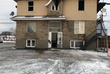 Plus d'appels moins d'incendies de bâtiments