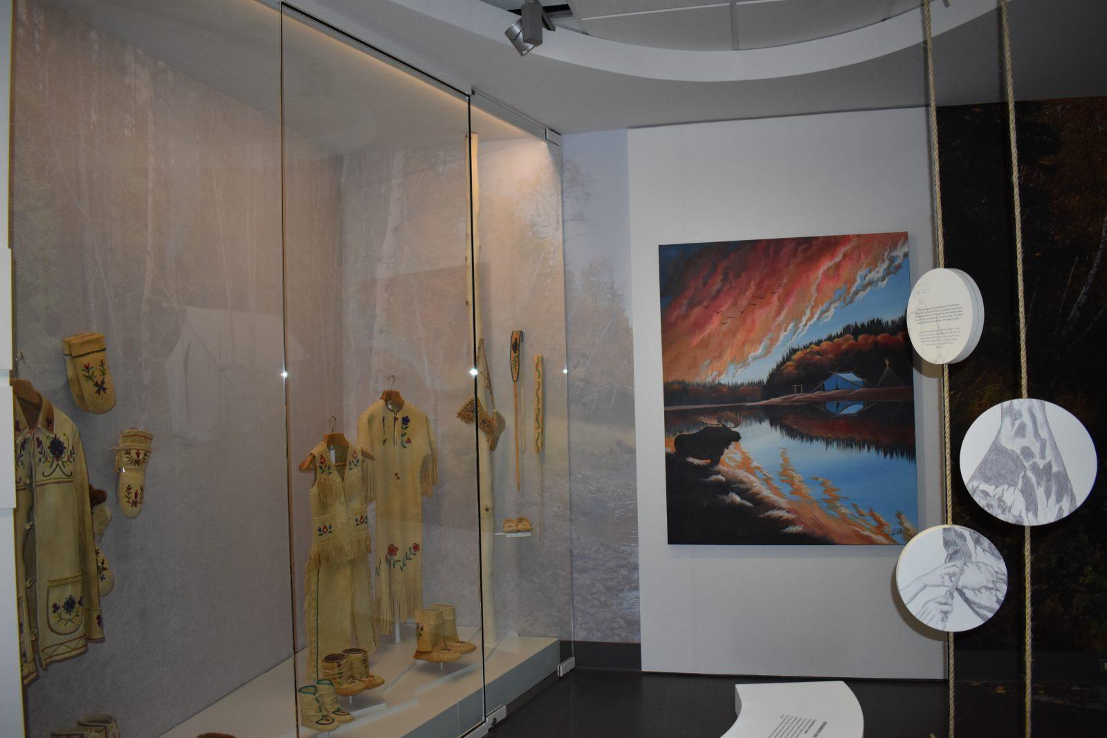 Nouvelle exposition très ludique au Musée amérindien de Mashteuiatsh